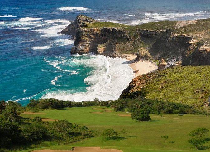 Südafrika Golfspieler