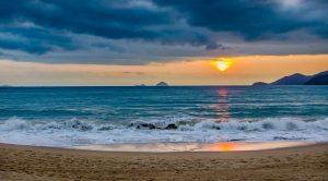 Vietnam Strand und Meer