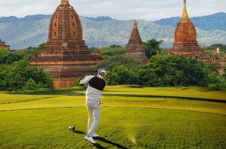 Sri Lanka Golfspieler